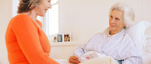 Servicio de Acompañamiento para personas mayores